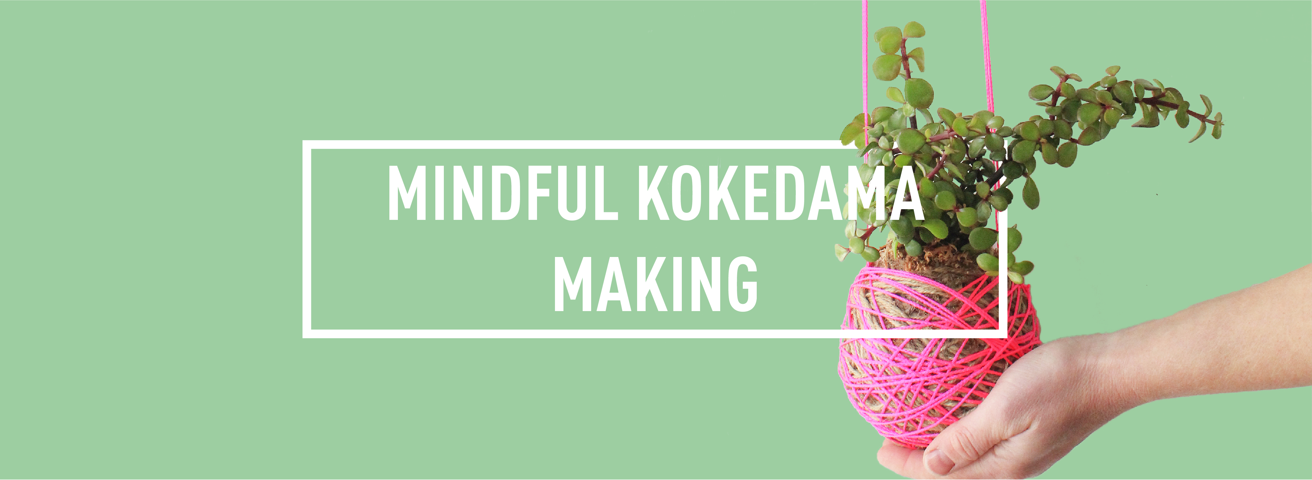 MINDFUL KOKEDAMA MAKING_Webpage Header