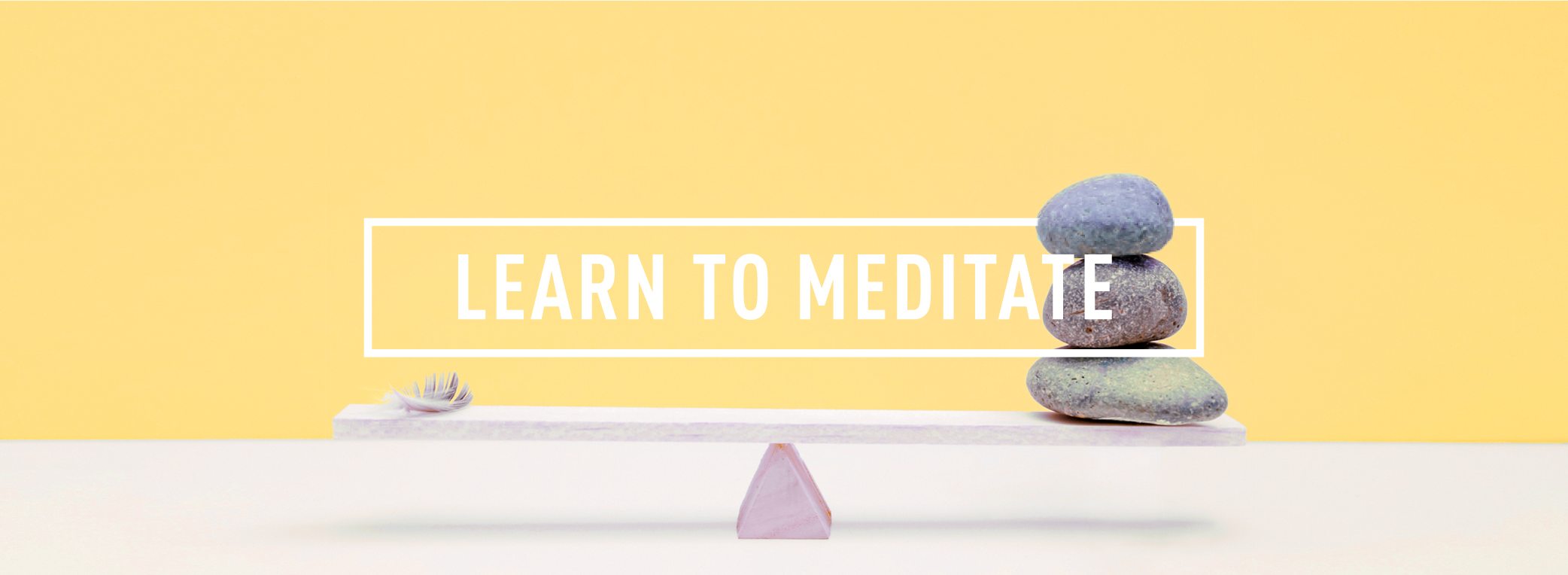 LEARN TO MEDITATE_Webpage Header
