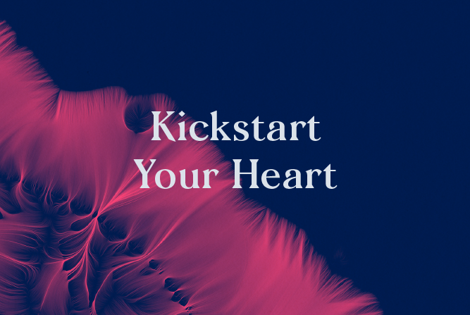 Kickstart Your Heart: Letting The Love In</BR> 6 Week course : Starts 4th Oct