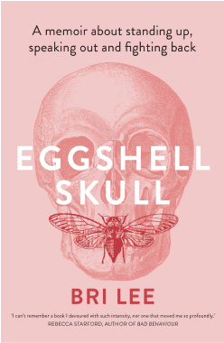 Eggshell Skull Bri Lee Book
