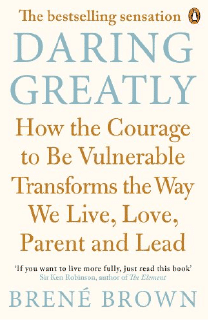 Brene Brown book Daring Greatly