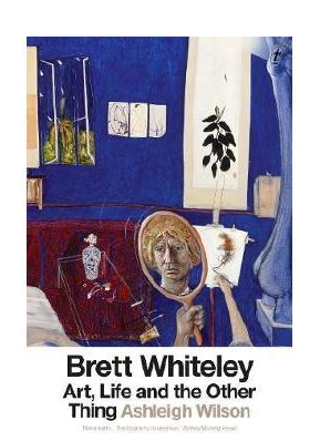 Brett Whiteley Book