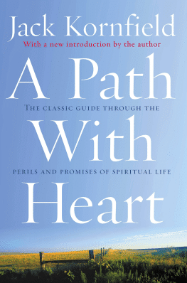 A Path With Heart Book Cover