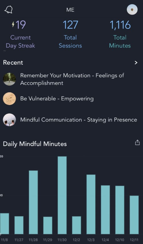 Simple Habit Best Mindfulness App